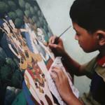 Reyum Art School. Phnom Penh, Cambodia.  2006
