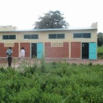 Exterior of the Kindiri School house in Chad