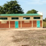 Now we have our first school building in Kindiri.  So Exciting!
