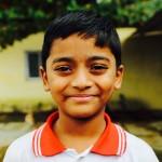 Abhishek 10. Gurunanak School, Mumbai, India. 2016