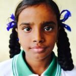 Sangeeta 10. Gurunanak School, Mumbai, India. 2016