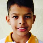 Yashract 11. Gurunanak School, Mumbai, India. 2016